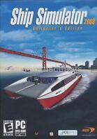 Ship Simulator 2008: Collector's Edition (PC, 2011) - European Version Video Games
