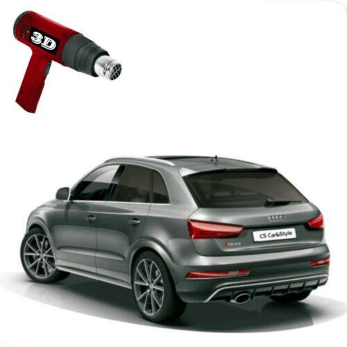 Heckfolie 3D-vorgewölbt Tönungsfolie schwarz 75/% Honda CR-V 3 RE5 2006-2012