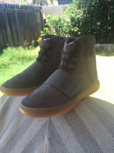 Brand 750 Sz Yeezy 5 12 Gum 100 New autentico Sole Adidas Boost awIqxrTfSa