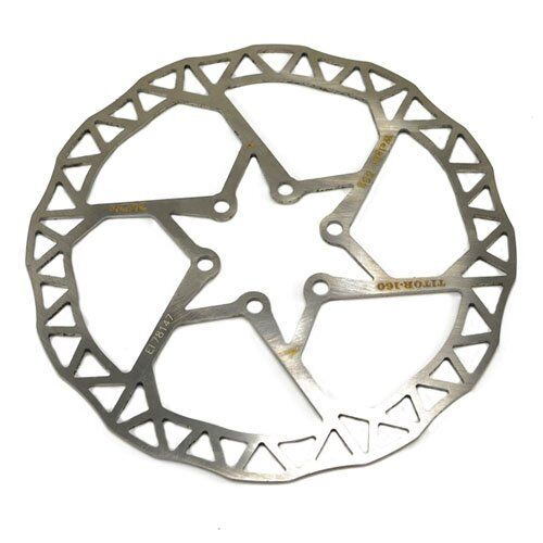 KCNC Ultralight Titanium Ti Disc redor, 160mm , 53g