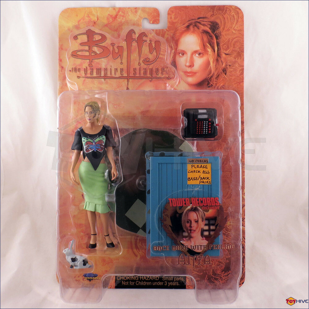Buffy the Vampire Slayer Anya Once More With Feeling - Tower Records exclusive