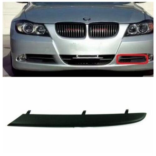 51117134091 Front Left Bumper Grille Trim For BMW E90 E91 325i 325xi 328i 328xi