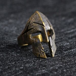 Details About Norse Viking Warriors Ring Mask Helmet Nordic Pagan Punk Gothic