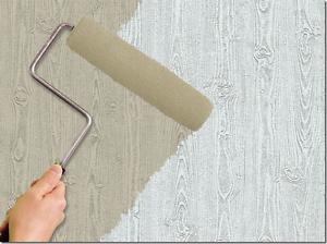 Image Is Loading Wood Grain Textured Paintable Wallpaper Rpl1002lw