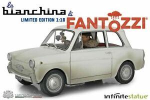 LA-BIANCHINA-di-UGO-FANTOZZI-1-18-con-dentro-Paolo-Villaggio-Infinite-statue-new