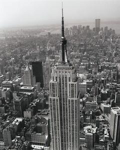 Empire State Building 20x16 NEW YORK CITY PHOTO ART PRINT Chris Bliss POSTER