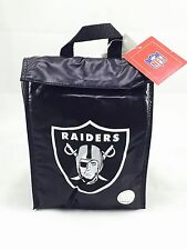NFL Oakland Raiders Insulated Lunch Bag
