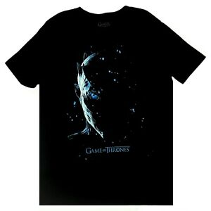 Game Of Thrones NIGHT KING WHITE WALKER T-Shirt NWT Licensed & Official