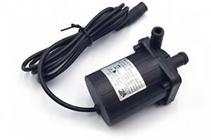 Usmile Ip68 Dc9-12v 126gph 480l/h Ultra Quiet Brushless Motor Portable Pump For Convenience Goods Pet Supplies