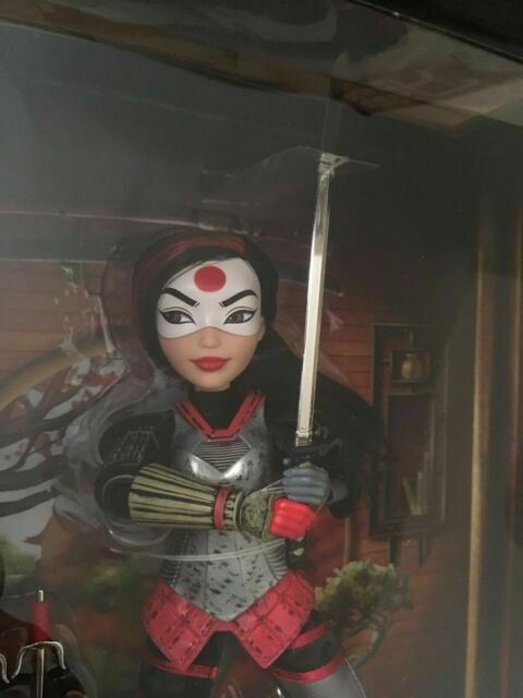"Mattel ~ DC SUPER HERO FILLES Katana 10.5/"" Poupée ~ NEW IN BOX"