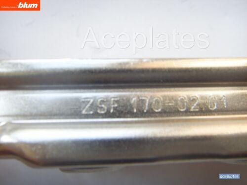 Blum ZSF.170-02.01 Cuisine Tiroir Fixation Parenthèses set ZSF.1700 /& ZSF.150