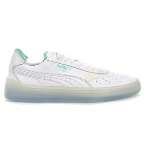 PUMA Men's Cali-O Diamond Supply White