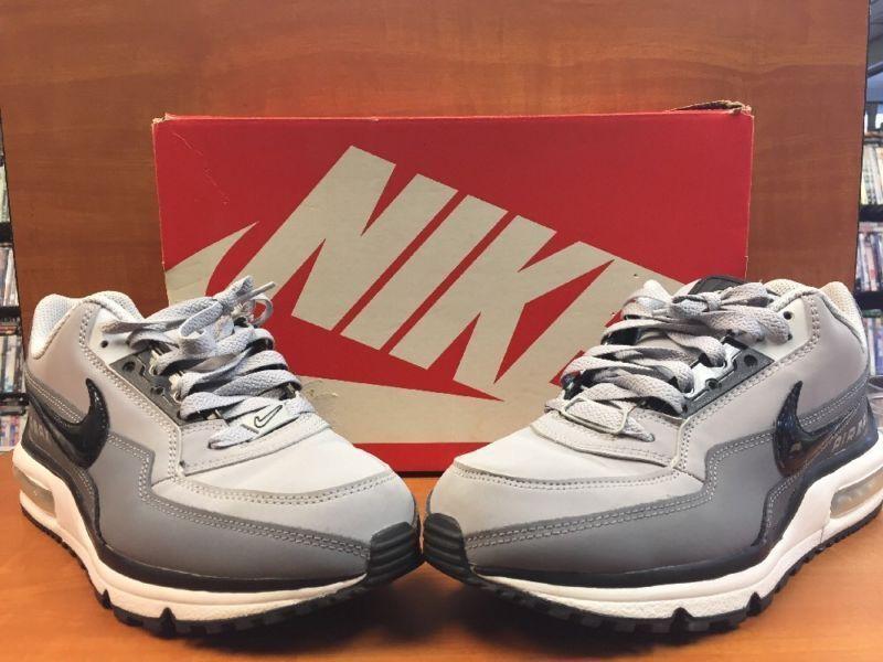 Raro nike air max ltd / lupo grigio / ltd nero limitato / cool grey stylesize 8 11bac4