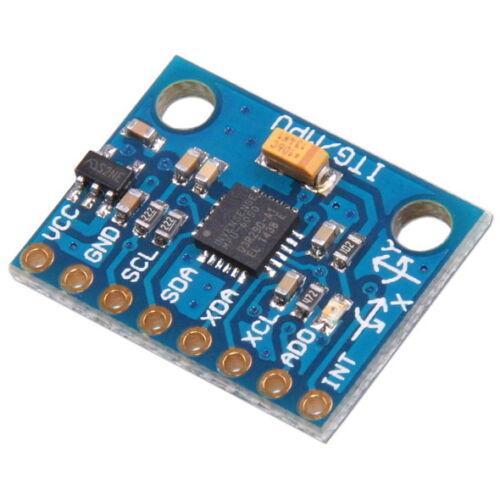 MPU6050 3-Achsen Gyroskop Baustein Sensor Modul 3-Axis Gyroscope GY-521 MPU-6050