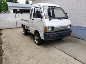 1992 Daihatsu Hijet Jumbo