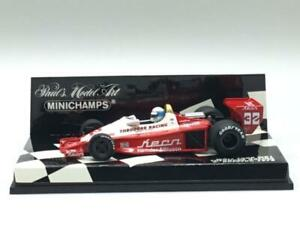 MINICHAMPS Wolf Ford WR1 Theodore Racing K ROSBERG 1978 ...