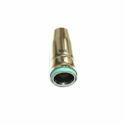 SWP M2505 MB25 MIG WELDING SHROUDS CONICAL NOZZLE FOR EURO TORCH x 1