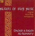Masters of Iraqi Music Original Recor 0743037215428 CD