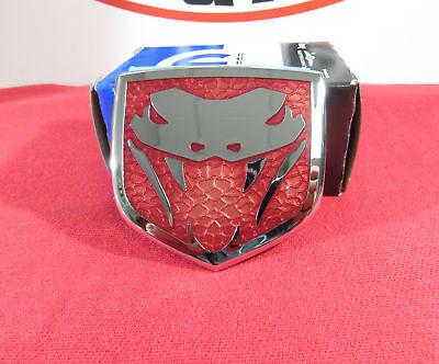 NOS OEM Dodge Viper Hood Emblem 2002   eBay  Dodge Viper Emblem History