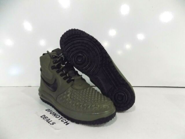 Nike Lf1 Duckboot 17 Lunar Air Force 1 Medium Olive Green