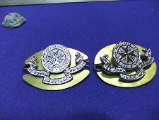 vtg badge st john ambulance brigade arm collar uniform badges with backplates