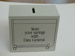 Vintage Data General Bank Gray Partical Board Computer 4 X 3 5 8 X 2 Ebay