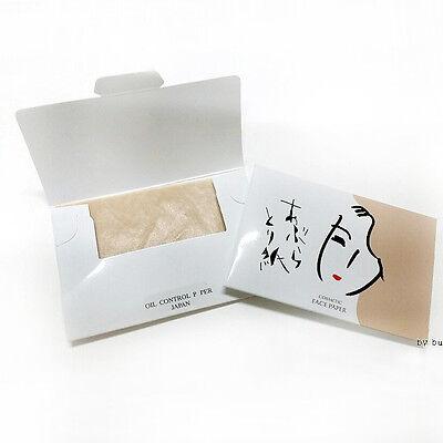 JAPAN Oil Control Blotting Paper 25 Sheets Cosmetic face paper / Korean Cosmetic