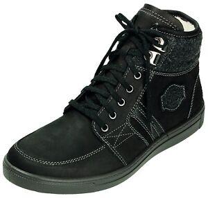 Jomos-Stiefel-Leder-Boots-Extra-Weit-Schuhe-schwarz-Gr-39-47-321702-518000-Neu24