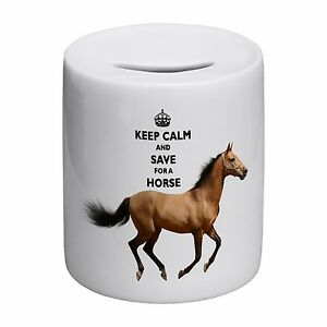 Keep-Calm-And-Save-For-A-Horse-Novelty-Ceramic-Money-Box