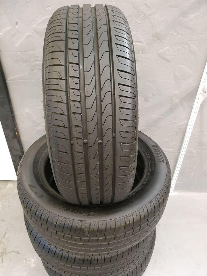 Sommerdæk, Pirelli, 215 / 55 / R17