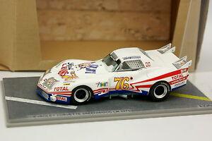 Bizarre-1-43-Chevrolet-Corvette-Greenwood-Le-Mans-1976-N-76