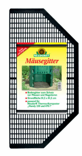 NEUDORFF Mäusegitter für Thermokomposter DuoTherm Komposter Thermo