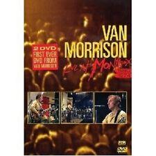 "VAN MORRISON ""LIVE AT MONTREUX 1980 & 1974"" 2 DVD NEU"