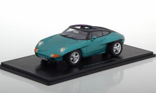 1:43 Neo Porsche Panamericana Concept Car 1989 greenmetallic