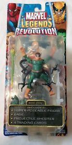 """MARVEL UNIVERSE - *Unopened* Marvel Legends Revolution Doctor Octopus 4"""" 2005"""