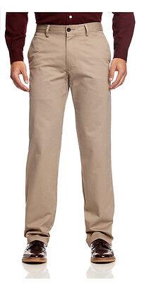 Pantaloni uomo Dockers regular D2 beige scuro