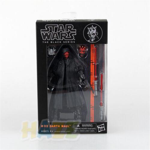 The Black Series Movie Star Wars Darth Maul Figur Statue Spielzeug Sammlung 17cm