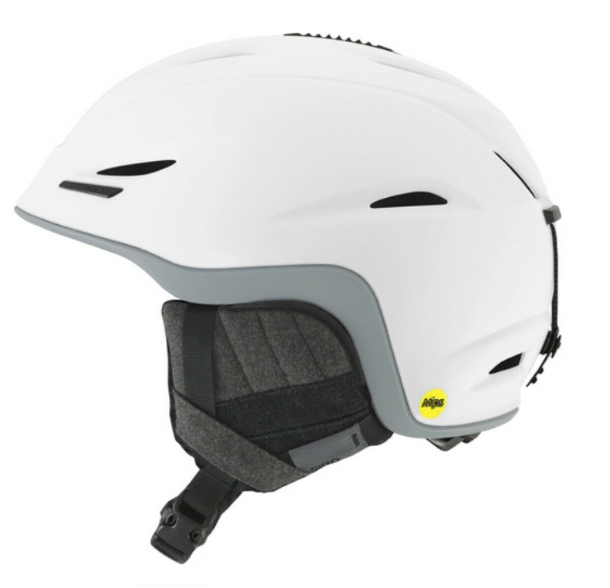Giro Union Mips Skihelm Snowboardhelm mat Weiß 240097