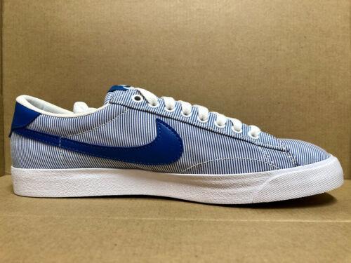 Da Classic Scarpe Bianco Ac 5 Uomo 377812 7 Blu Nike Tennis 148 Numeri tqFUqd