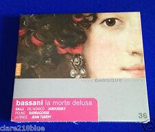 NEW SEALED Giovanni Battista Bassani - : La Morte delusa (2010) CD No36 Naive