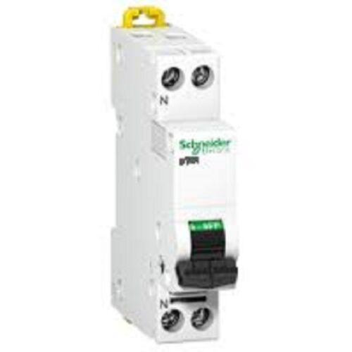 schneider  A9N21022 Disjoncteur 1P+N DT40-4 A courbe C