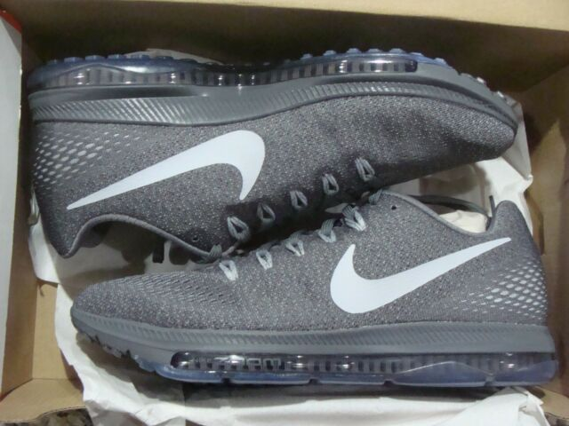 Nike Zoom All out Low Running Shoe Dark Grey wolf Grey 10 for sale ... 111698e242a3