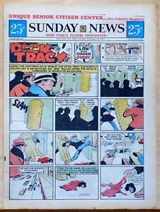 New-York-Sunday-News-8-page-comic-section-Green-Giant-Kite-Feb-14-1971