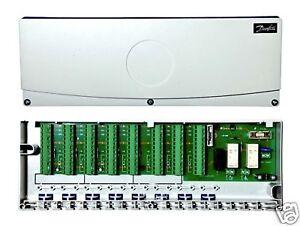 Danfoss Underfloor Heating Wiring