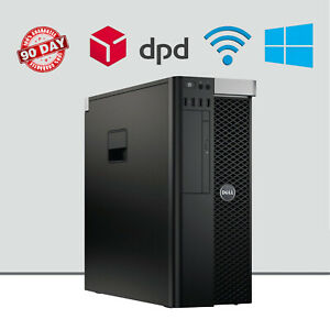 Workstation-Dell-Precision-T3600-commerciale-PC-Desktop-Tower-CAD-CAM-QUAD-CORE