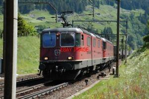PHOTO-SWITZERLAND-2006-WASSEN-LOCO-NO-11274
