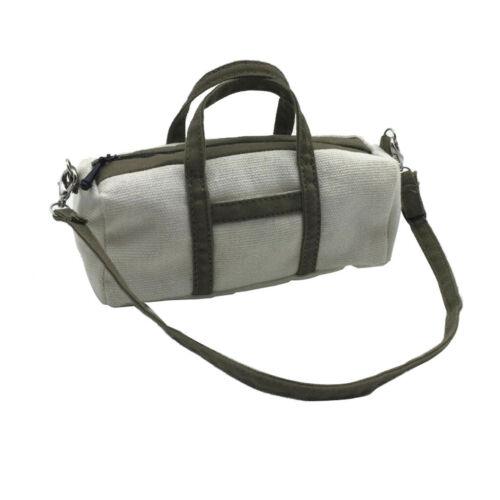1//6 Scale Male Female Shoulder Bag Canvas Satchel for 12/'/' Hot Toys Figures