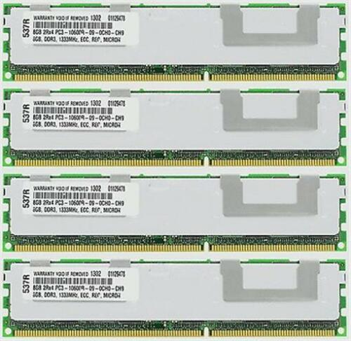 4X8GB COMPAT TO 500662-B21 A3002265 500662-S21 32GB