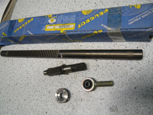 Lenkgetriebe 4054.07 Peugeot 204+304  Ensemble pignon-cremaillere