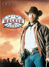 WALKER TEXAS RANGER FINAL SEASON - DVD BOX SET 23 EPISODES 6 DISC SET